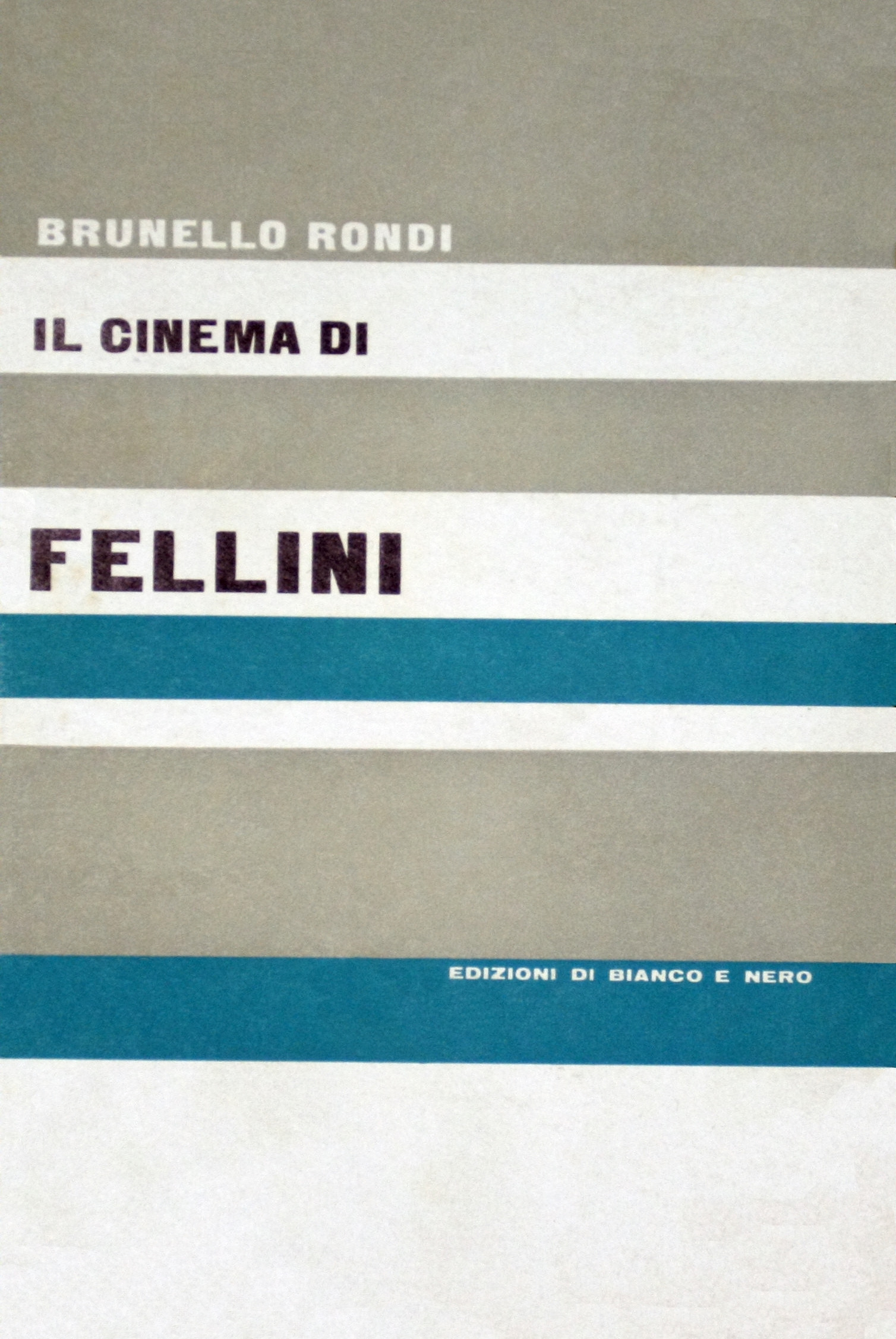 Cinema di Fellini