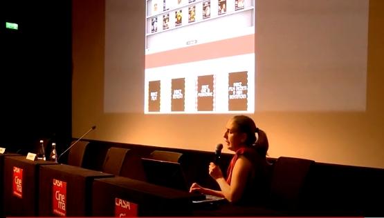 Presentazione alla Casa delo cInema del Portale del Cinema muto